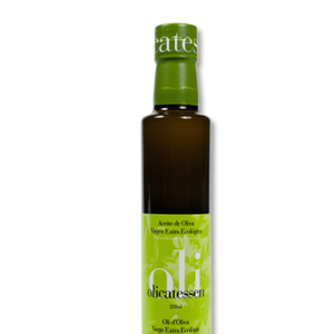 OLICATESSEN Arbequina Cuvée extra vergin bio 250ml