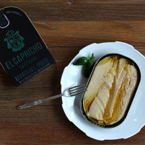 EL CAPRICHO Bonito del Norte in Premium Olivenöl 210g