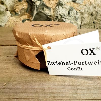 Zwiebel-Portwein Confit 150g