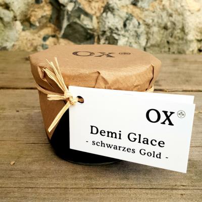 Demi Glace -schwarzes Gold- 200g