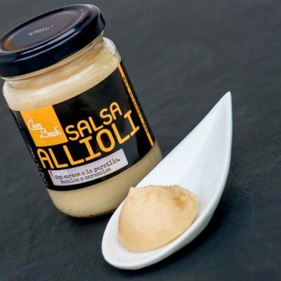 CAN BECH Salsa Alli Oli 135g