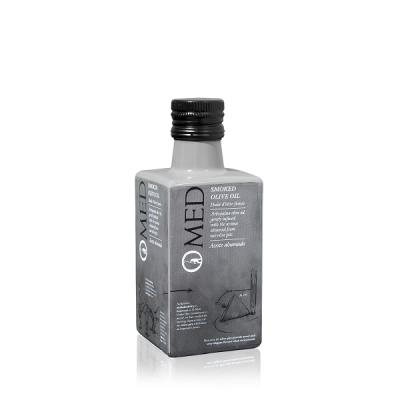 O MED Extra Virgin Olivenöl geräuchert 0.25l