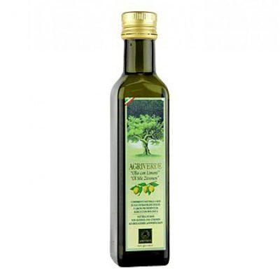 Natives Olivenöl, Agriverde mit Zitrone, BIO, 250 ml