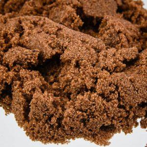 Muscovado Zucker, dunkel, Roh-Rohrzucker, Karamell- und Malznoten, Mauritius, 200g