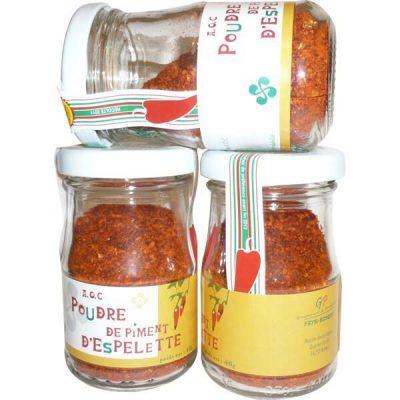 """Piment d´Espelette, der französische """"Pfeffer"""", 50 g"""