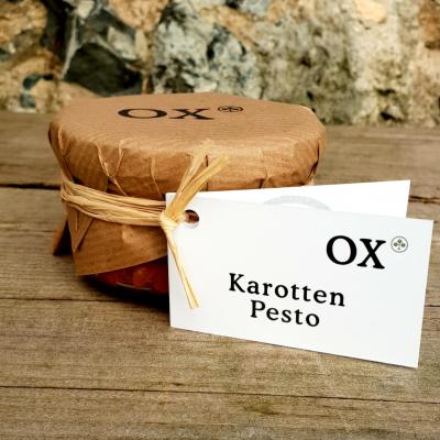 Karotten-Pesto 150g