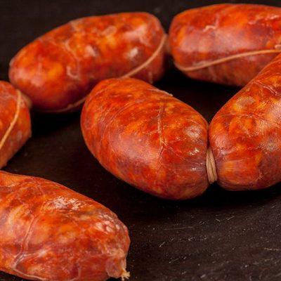 CAL ROVIRA Chorizitos frescos picantes Mini 150g (TK)