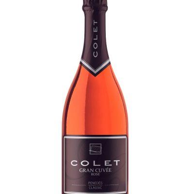 COLET Gran Cuvée Rosado brut 0.75l
