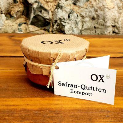Safran Quittenkompott 150g