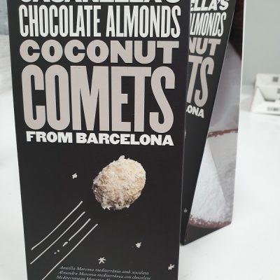 CASANELLA CRACKAÑAS Coconuts 90g