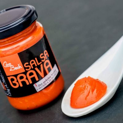 CAN BECH Salsa Brava 135g