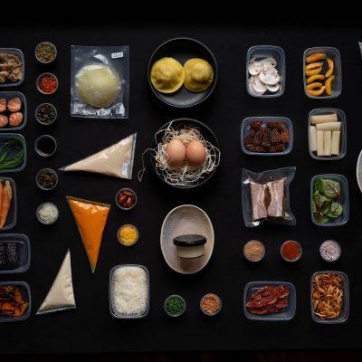 OX Box (Bestellungen über order@oxalis-finefood.de) mehr Infos auf www.ox-restarant.de